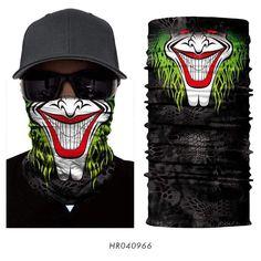 Sons of Anarchy Funny Unisex Microfiber Face M-ask Bandanas Multifunctional Scarf Neck Gaiter Balaclava