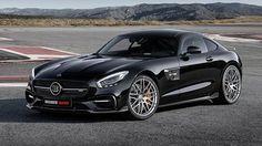 Tuning : Mercedes AMG GT S par Brabus