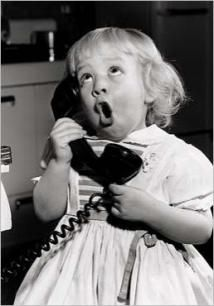 Haha I'm pretty sure I look similar on the phone