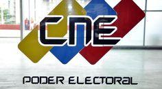 Consejo Nacional Electoral (CNE) / José Pacheco