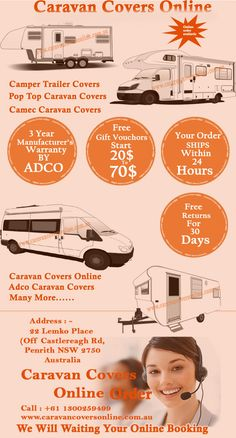 Check Caravan Covers Online Order infrographic in http://visual.ly/caravan-covers-online-order-australia-infrographic