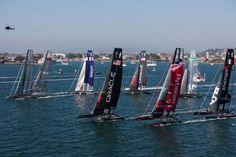 The new America's Cup is using technology to make sailboat racing exciting, accessible and not so techy.