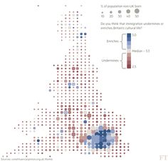 Data Visualisation by @FT. Data Source: ConstituencyOpinion.