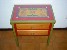 Recicled table