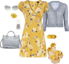 """""""Stroll in the Park"""" by pamnken on Polyvore"""