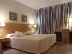 Madrid Hotel Infanta Mercedes Spain, Europe Located in Tetuan, Hotel Infanta Mercedes is a perfect starting point from which to explore Madrid. The hotel offers guests a range of services and amenities designed to provide comfort and convenience. Facilities for disabled guests, Wi-Fi in public areas, car park, room service, meeting facilities are just some of the facilities on offer. All rooms are designed and decorated to make guests feel right at home, and some rooms come wi...
