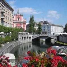 Bucket list: go to Ljubljana, Slovenia and buy a shirt that says: I <3 Lublijana!