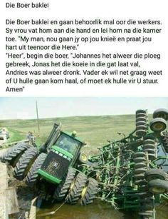 Afrikaans, My Man, Jokes, Lol, In This Moment, Funny, South Africa, Paper Craft, Gift Ideas