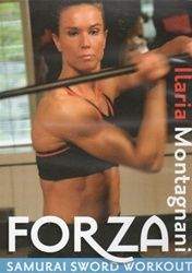 Forza Samurai Sword Workout - I love this; it's very unique and fun.  Great arm workout, though minimal cardio. Get more details at http://www.apl.org/blogs/library-life/sword-workout