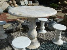 Round marble table   £ 795.00delivered