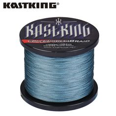 KastKing 1000m 10LB - 80LB PE Multifilament 4 Strands Braid Line Ocean Fishing Super Strong Carp Colorful Braided Fishing Line #women, #men, #hats, #watches, #belts, #fashion