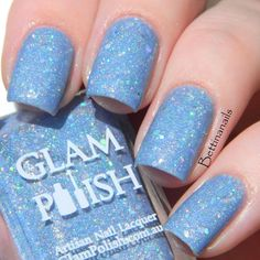 Glam Polish - Spellbound - Cast A Spell Part Three - The White Witch Collection