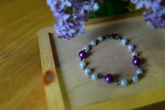 Handmade Jewelry, Beaded Bracelets, Handmade Jewellery, Pearl Bracelets, Jewellery Making, Diy Jewelry, Craft Jewelry, Handcrafted Jewelry, Seed Bead Bracelets