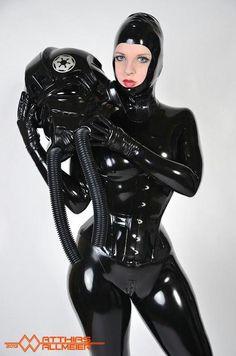 Tie Fighter pilot.  Mistress fighter pilot to you slave.