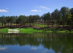 Views of small lakes • Governors Towne Club