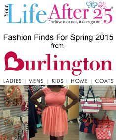 Our #Spring Fashion Finds For The Season From @Burlington! #sp #style