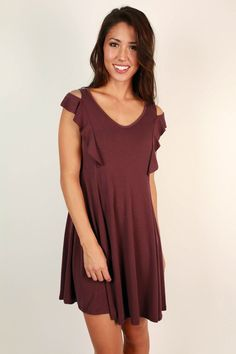 """""""Sleeve Re-do"""" ~ """"Add an extra Strap & Ruffle to a Sleeveless Tunic...Or Add Full Length Sleeves while leaving a Peek-a-Boo Gap on the shoulders!"""""""