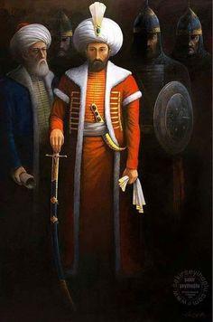 ''Kanımla Yükselecekse Hz. Muhammed'in Dini Alın Kılıçla Doğrayın Beni..'' -Fatih Sultan Mehmet Han