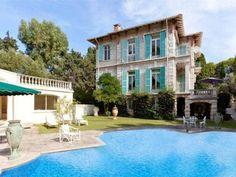 My dream villa, France or Italy...I'm not picky.