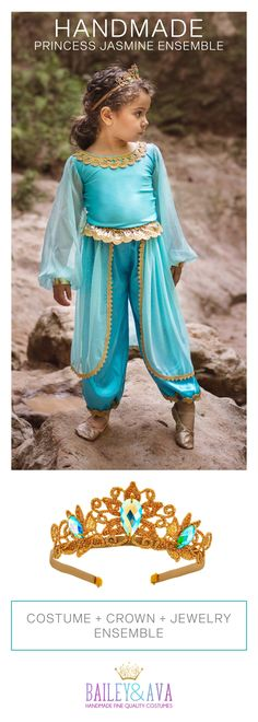 Princess Jasmine Handmade Costume - Real Time - Diet, Exercise, Fitness, Finance You for Healthy articles ideas Arabian Princess Costume, Princess Costumes, Girl Costumes, Children Costumes, Mermaid Costumes, Couple Costumes, Pirate Costumes, Group Costumes, Adult Costumes