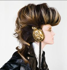 Formalhawk @Megan Safko... this could have been the wedding party mohawk!!! hahaha