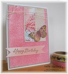 Wax paper background_ Cinnamon Sally Designs
