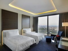 Le Méridien Istanbul Etiler—Deluxe Twin Room | Flickr: Intercambio de fotos