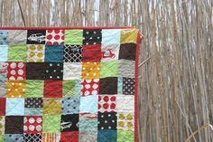 Nine Beautiful Contemporary Baby Quilts Etsy Finds