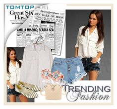 """""""TOMTOP #22"""" by semic-merisa ❤ liked on Polyvore featuring vintage and tomtop"""