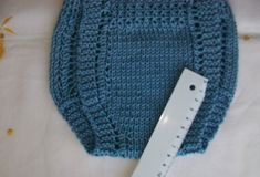 Blog Abuela Encarna Baby Pants Pattern, Baby Costumes, Baby Knitting, Bandana, Ravelry, Knitted Hats, Winter Hats, Pizza, Fashion