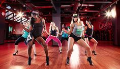 Brukwine is Your Sexiest Dance(hall) Fitness Class Yet | We tried it. And loved it. #SELFmagazine