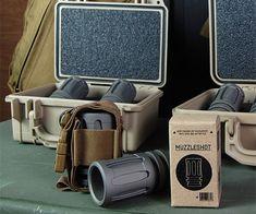 Muzzleshot Tactical Shot Glass | DudeIWantThat.com