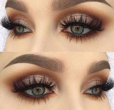 Hottest Smokey Eye Makeup 18