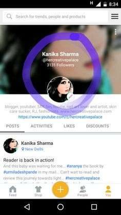 Can't thank u guys enough... 3k+ followers on @roposolove yuppiiee... If u r not following me on roposo, make sure u do that, my handle: hercreativepalace #hercreativepalace #kanikasharma #kannu #blogger #bblogger #youtuber #delhi #india #roposo #3000+followers #happyme #thankyouguys #keepshoweringyourlove #muahhhh