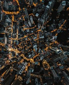 Gold Aesthetic, Night Aesthetic, City Aesthetic, Ios Wallpapers, Busy City, Night Lights, Picsart, City Photo, World