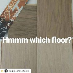 We love this post from @fragile_and_khalesi:The house renovations are still ongoing 🙈 next job is to a pick a new floor. Suggestions welcome