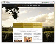 Webseite meines Lieblingswinzers in der Südpfalz.