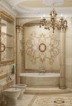 Architecture Luxury Interiors #moderndesign #interiordesign #bathroomdesign luxury homes, modern interior design, interior design inspiration . Visit www.memoir.pt