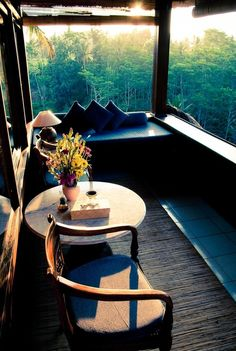 porches on pinterest | sun porch (via pinterest )