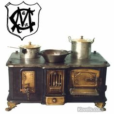 gebruder marklin and co toy stove