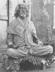 Sri Yukteshwar's Samadhi