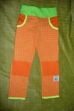 Handmade children clothing - Handmade dětské oblečení #handmade #children #clothing #pants #modrykonik