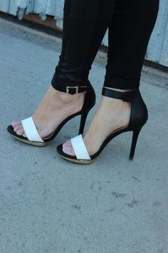 Mossimo heels. Not a heels girl but omg fabulous! !!!:D
