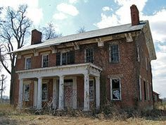 Abandoned house in Circleville, Ohio.
