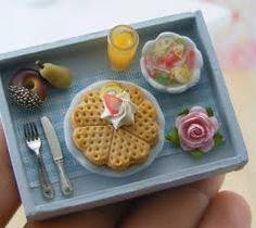 un lindo desayuno