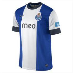 Mens 2012/13 Porto Blue/White Home Soccer Jersey Football Shirt Trikot on eBid United States