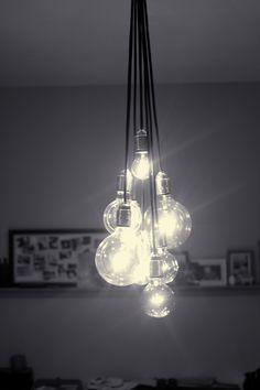 My light cluster.