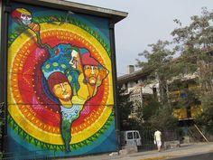 murales america latina - Buscar con Google