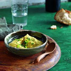 Kichererbsenpüree mit Curry