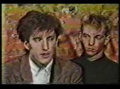A local news clip featuring pre-Nine Inch Nails Trent Reznor, as part of the band the Exotic Birds